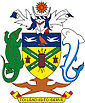 Solomon Islands - Coat of arms